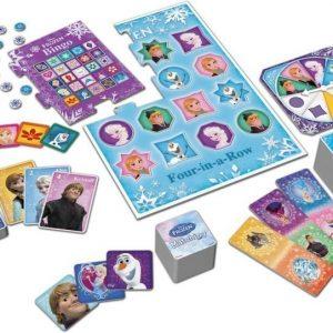 Disney Frozen 6 peliä 1:ssä