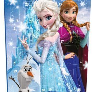 Disney Frozen Adventtikalenteri koulutarvikkeilla