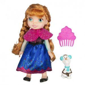 Disney Frozen Anna Prinsessanukke 15cm