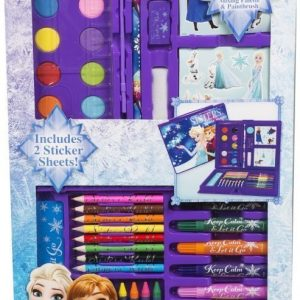 Disney Frozen Art Case with Window 52 osaa