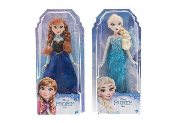 Disney Frozen Classic Anna Tai Elsa Nukke