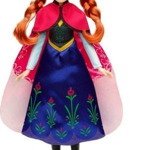 Disney Frozen Color Change Magical Stoy Cape Fashion Doll Anna