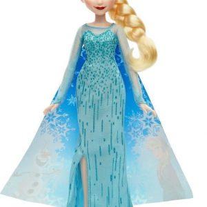 Disney Frozen Color Change Magical Stoy Cape Fashion Doll Elsa