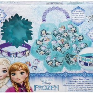 Disney Frozen Create Your Own Bracelets & Bead Set