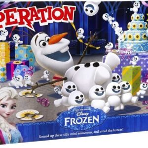 Disney Frozen Fever Perhepeli Operation
