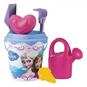 Disney Frozen Hiekkalelusetti 6 Osaa
