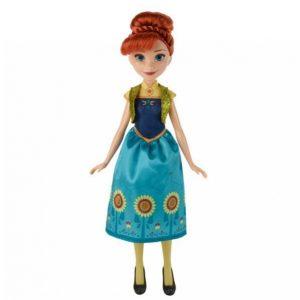 Disney Frozen Kuumetta Anna Nukke 26 Cm