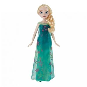 Disney Frozen Kuumetta Elsa Nukke 26 Cm