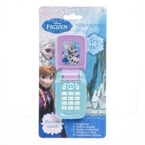 Disney Frozen Leikkikännykkä Äänillä