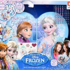 Disney Frozen Lukollinen ystäväpäiväkirja