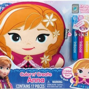 Disney Frozen Maalattava nukke Anna 24 cm