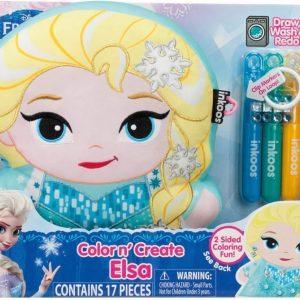 Disney Frozen Maalattava nukke Elsa 24 cm