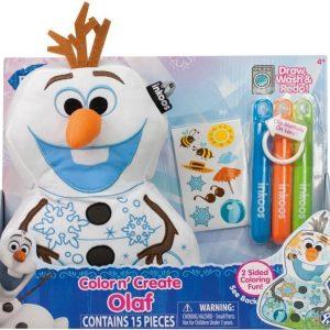 Disney Frozen Maalattava nukke Olaf 24 cm