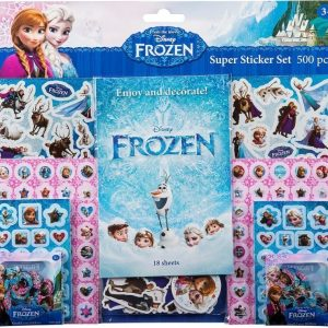 Disney Frozen Mega stickers set