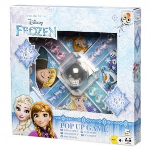 Disney Frozen Peli Pop-Up