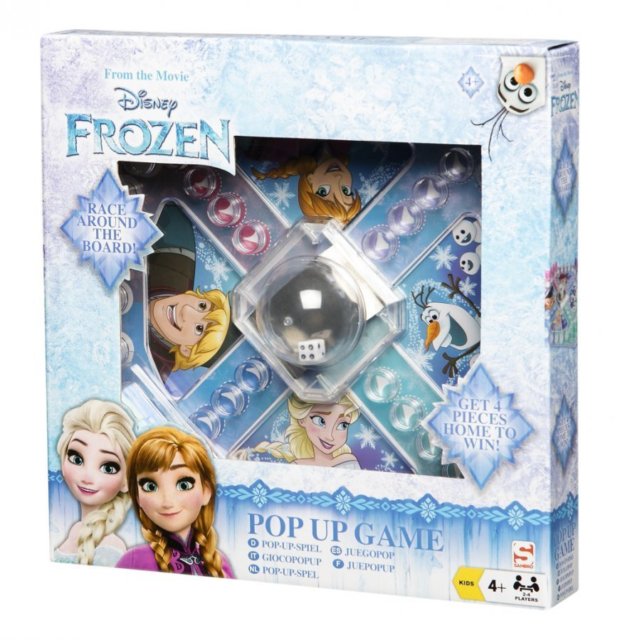 Disney Frozen Peli Pop-Up