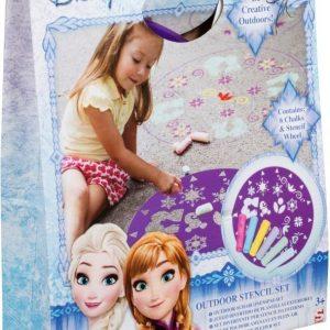 Disney Frozen Piirustussetti ulkokäyttöön
