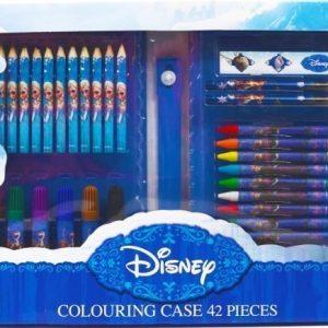 Disney Frozen Piirustustarvikesetti 42 osaa
