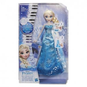 Disney Frozen Play-A-Melody Gown Elsa