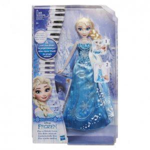 Disney Frozen Play-A-Melody Gown Elsa