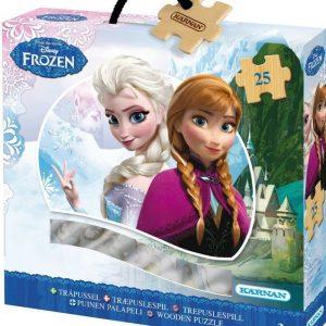 Disney Frozen Puupalapeli 25 palaa