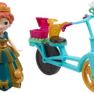 Disney Frozen Small Doll & Accessory Anna
