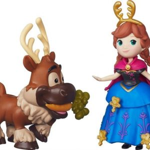 Disney Frozen Small Doll Pack Anna & Sven