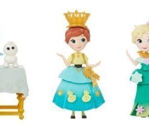 Disney Frozen Small Doll Story Pack Fever Celebration