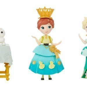 Disney Frozen Small Doll Story Pack Fever Celebration