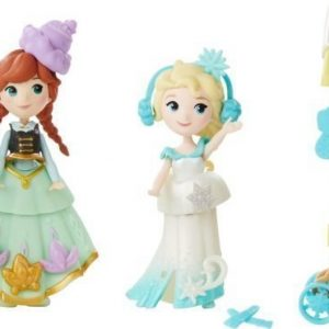 Disney Frozen Small Doll Story Pack Ice Skating Scene