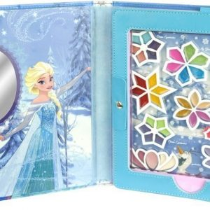 Disney Frozen Tabletin suojakotelo ja meikkisetti Cool As Ice