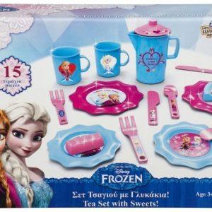 Disney Frozen Teeastiasto