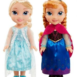 Disney Frozen Toddler Anna + Elsa Paketti