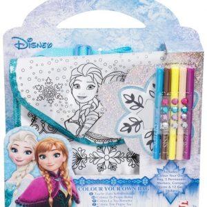 Disney Frozen Väritettävä laukku