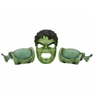 Disney Hulk Muscles + Mask