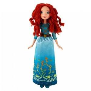 Disney Merida Fashion Doll Nukke