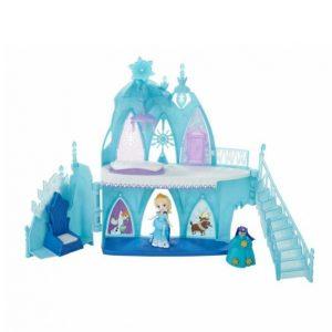 Disney Mininukkepakkaus Elsan Jäälinna