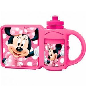 Disney Minni Pullo + Eväsrasia