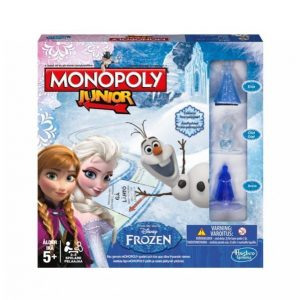 Disney Monopol Junior Frozen Edition