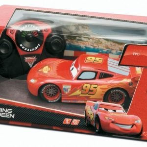 Disney Pixar Cars 2 RC Lightning McQueen 40 Mhz