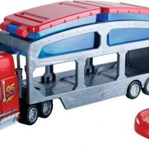 Disney Pixar Cars Color Truck Mack Transporter