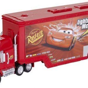 Disney Pixar Cars Mack Transporter Playset