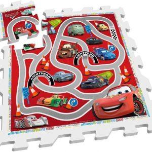 Disney Pixar Cars Palapeli vaahtokumia 9 palaa