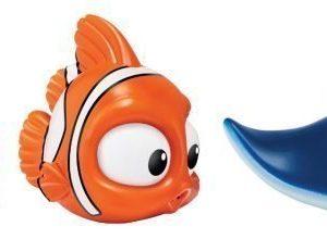 Disney Pixar Finding Dory Kylpylelu Vettä ruiskuttavat kalat 3 kpl