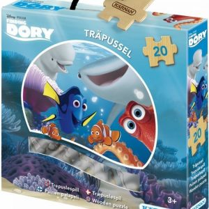Disney Pixar Finding Dory Puupalapeli 20 palaa