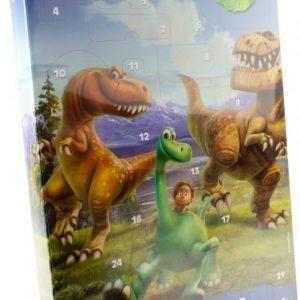 Disney Pixar The Good Dinosaur Joulukalenteri koulutarvikkeilla