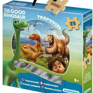 Disney Pixar The Good Dinosaur Puupalapeli 25 palaa