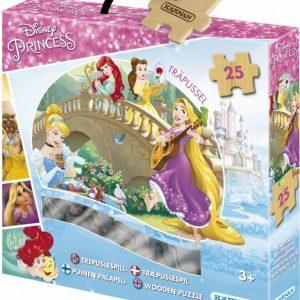 Disney Princess Puupalapeli 25 palaa