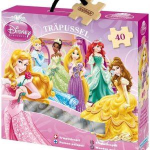 Disney Princess Puupalapeli 40 palaa