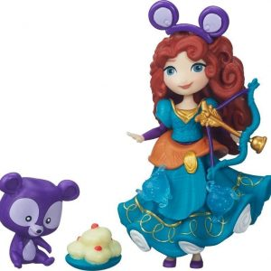 Disney Princess Small Doll Princess Friend Merida